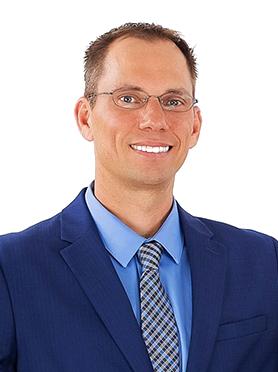 Eric Ligman Portrait
