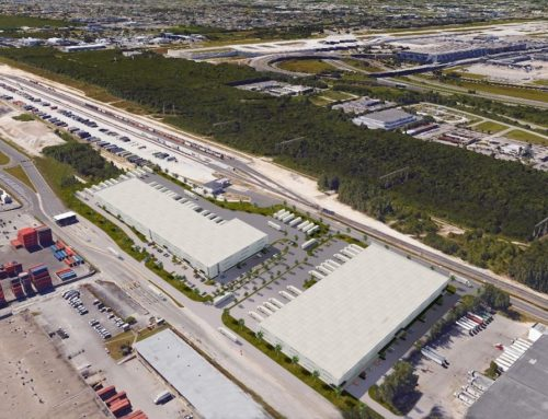 CenterPoint Properties Breaks Ground on Miami-Area Logistics Park