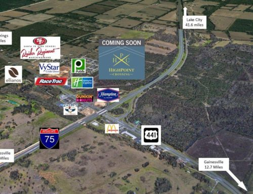 New Developments in Alachua County